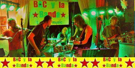 Bands in der Pfalz - Bac y la Banda