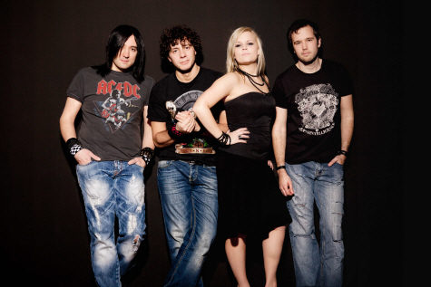Bands in der Pfalz - the BOMBSHELLS