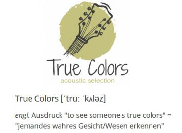 Bands in der Pfalz - True Colors